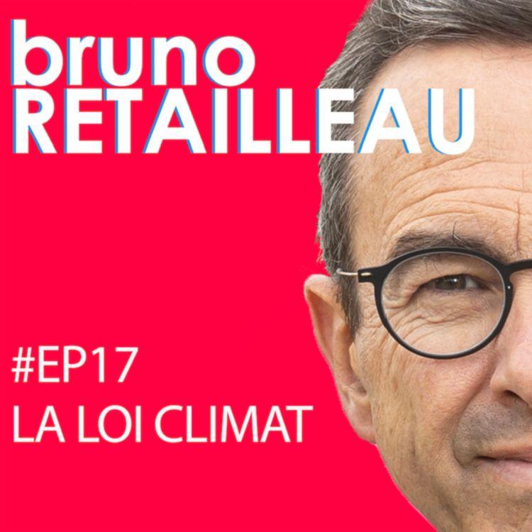 cover art for Episode 17 : la loi climat