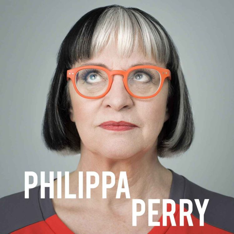 cover art for Philippa Perry on Parenting