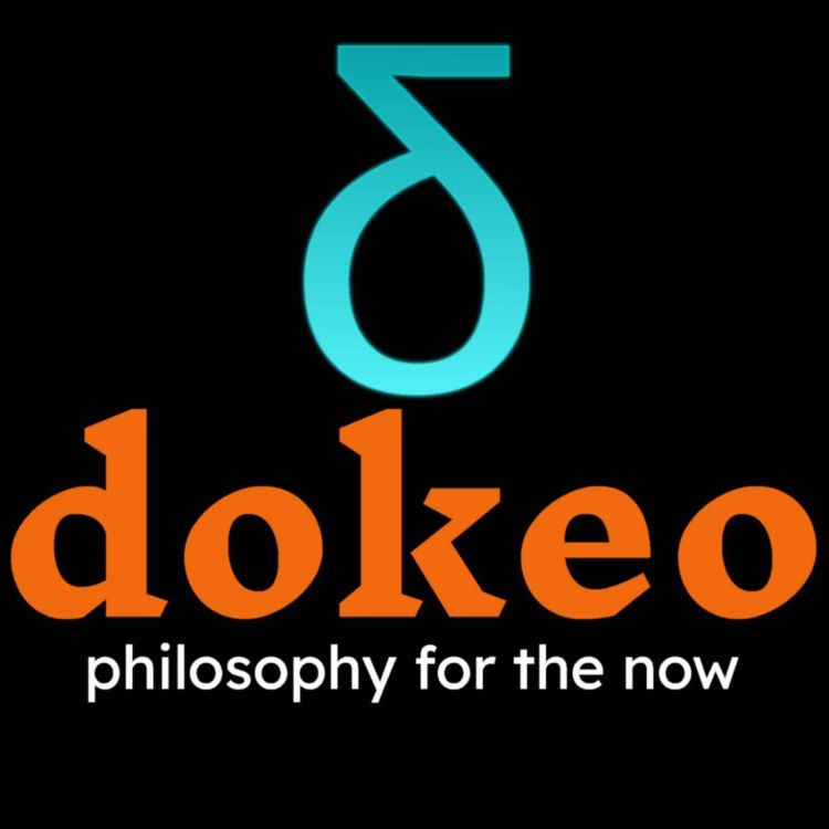 cover art for Introduction to the δ dokeo podcast