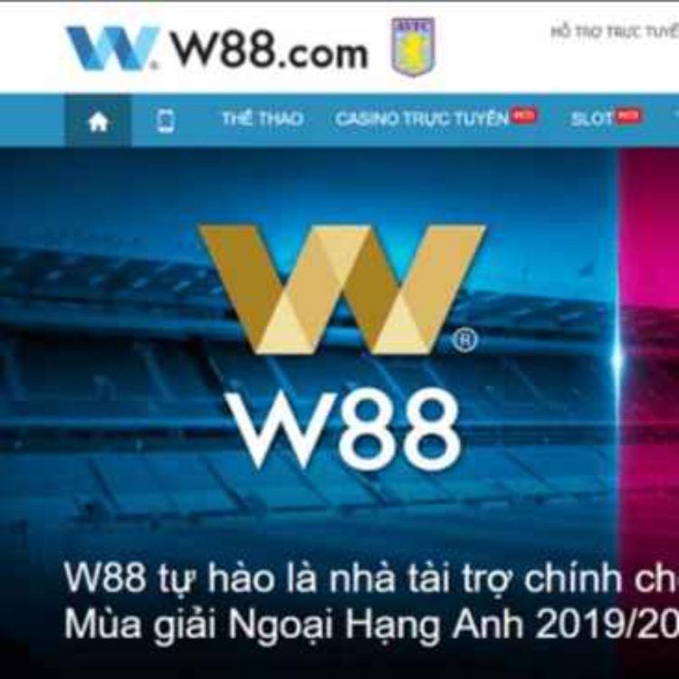 cover art for W88 - Bang xep hang Ngoai hang Anh moi nhat