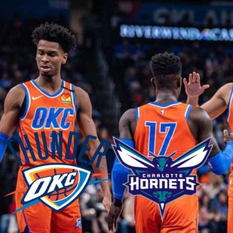 cover art for Oklahoma City Thunder Vs Charlotte Hornets - Dabet