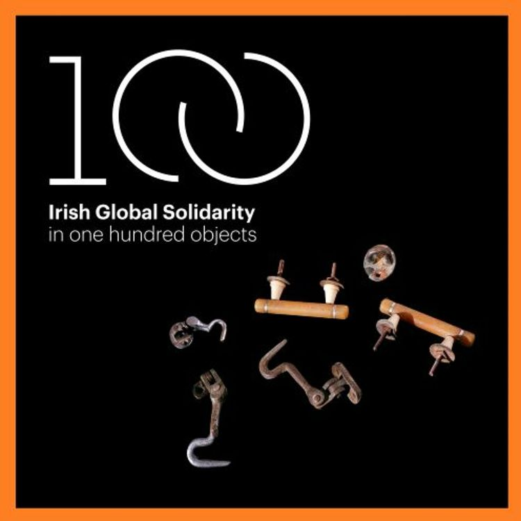 cover art for Episode 1: Irish Call for Justice for Palestine with Kevin Squires