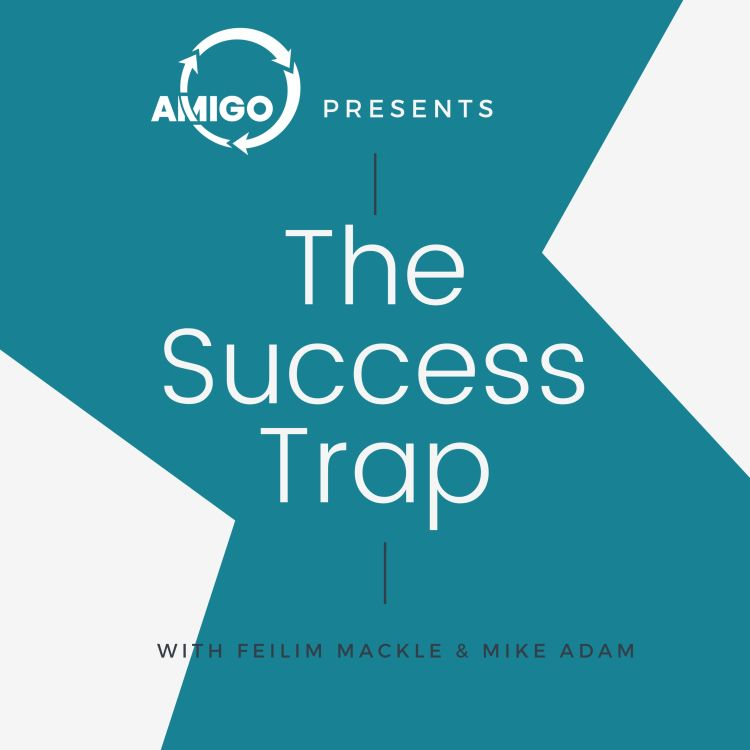 cover art for The Success Trap with Lucas Green