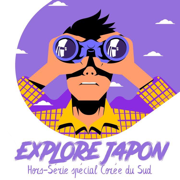 cover art for Corée du Sud Hors-série 3 : La Corée du Sud est-ce comme le Japon