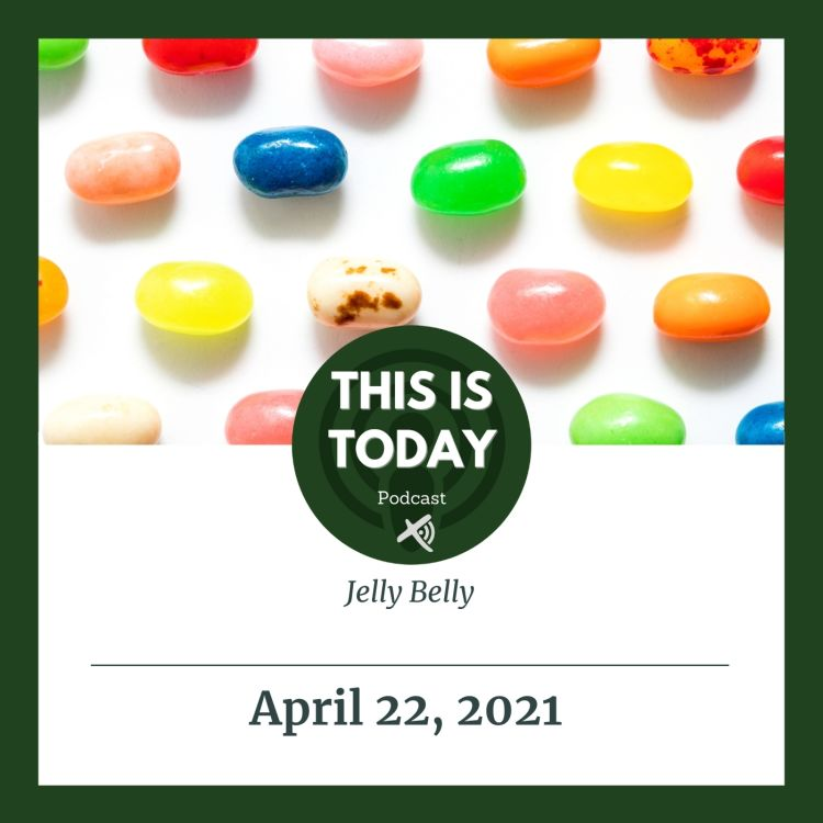 cover art for Jelly Belly & Earth Day