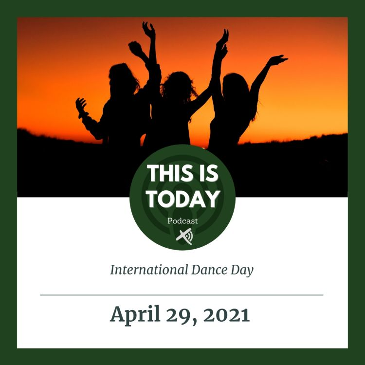 cover art for International Dance Day