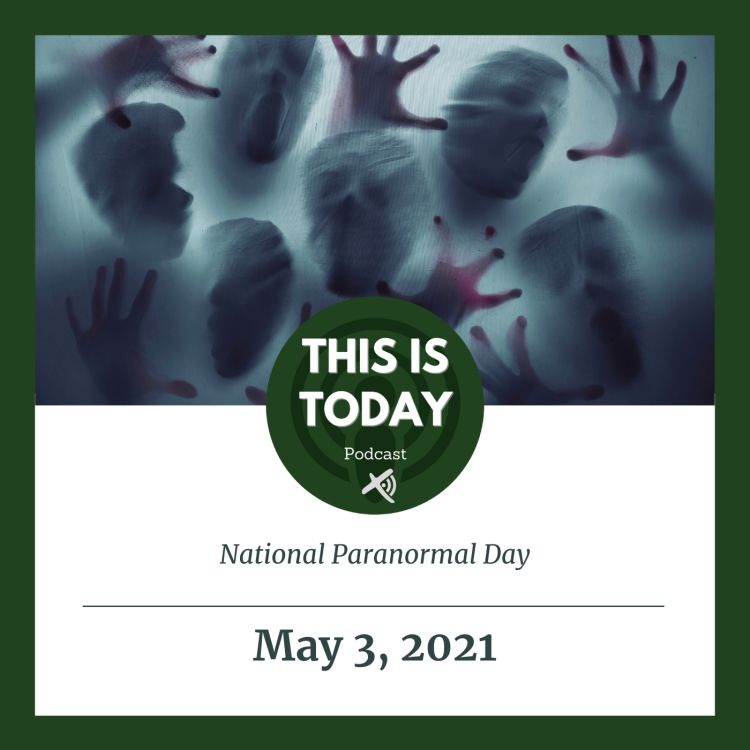 cover art for National Paranormal Day