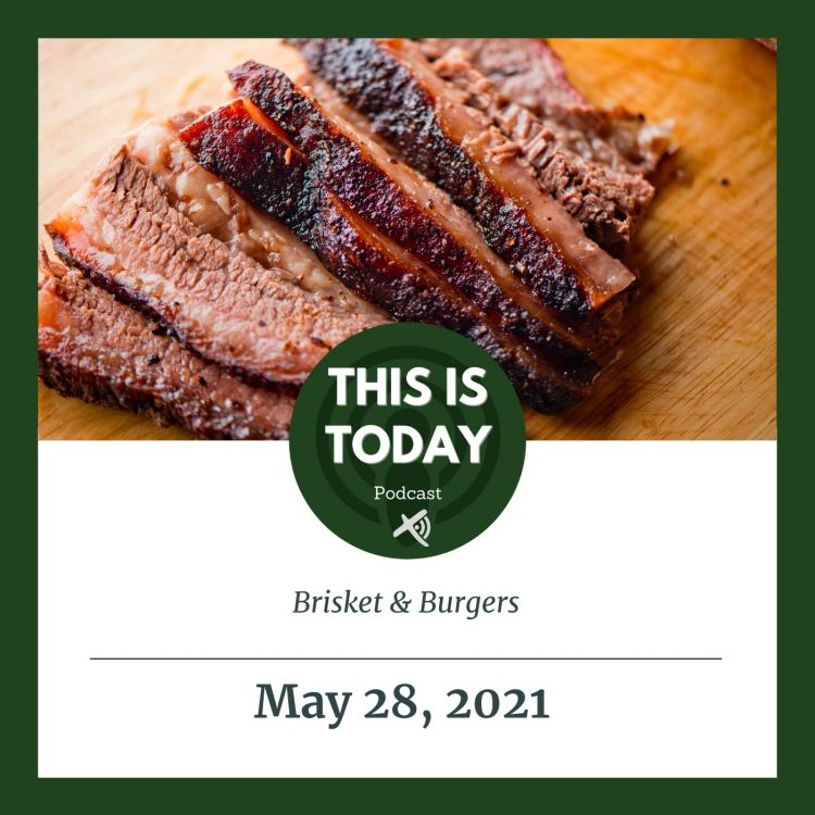 cover art for Brisket & Burgers