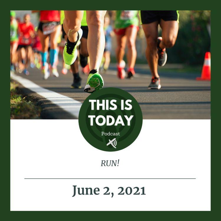 cover art for Run!