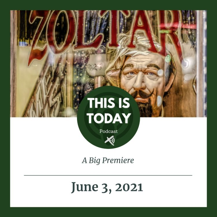 cover art for A Big Premiere