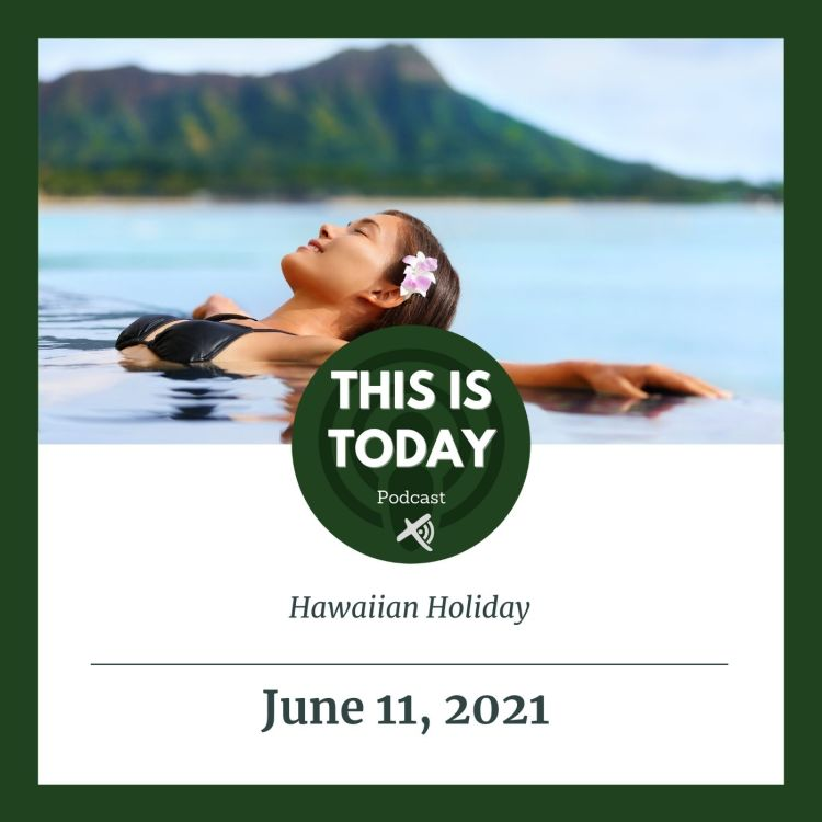 cover art for Hawaiian Holiday