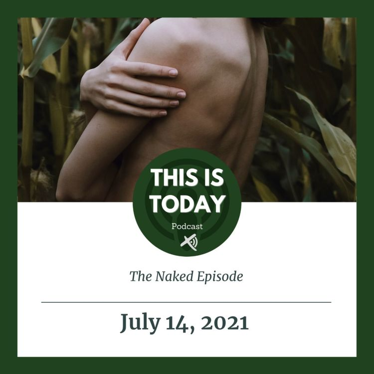 cover art for The Naked Episode