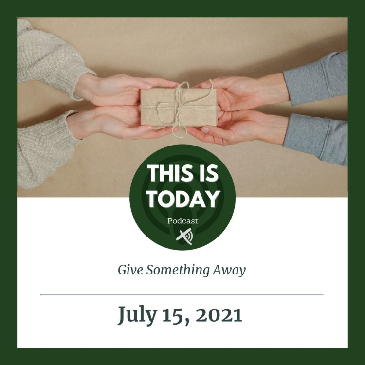 cover art for Give Something Away