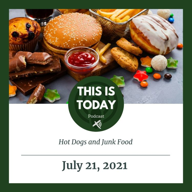 cover art for Hot Dogs and Junk Food