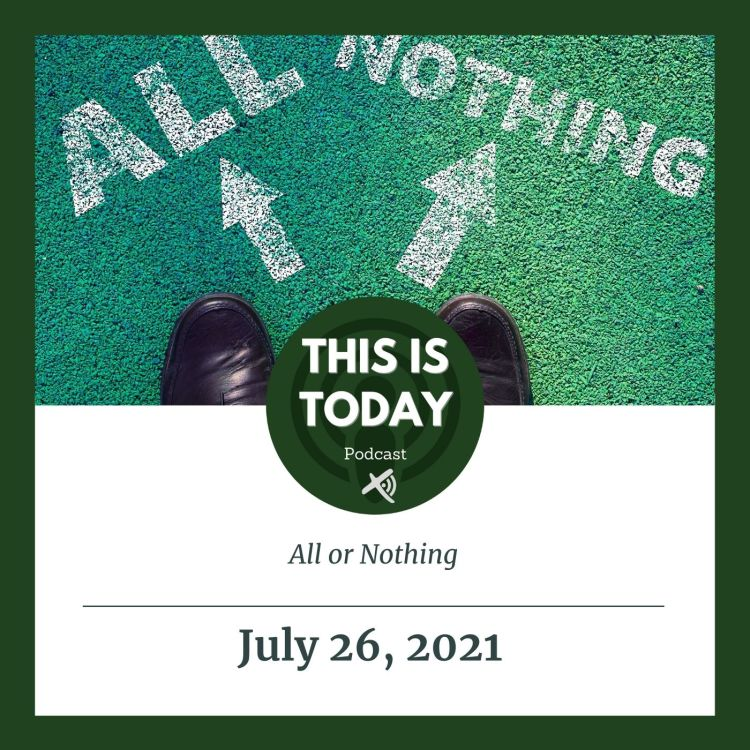 cover art for All or Nothing