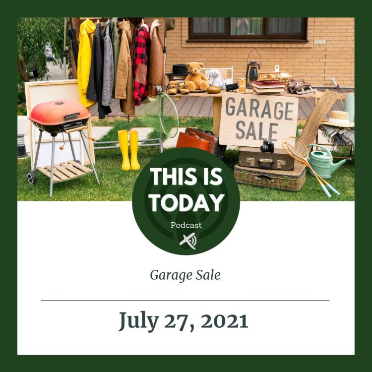 cover art for Garage Sale