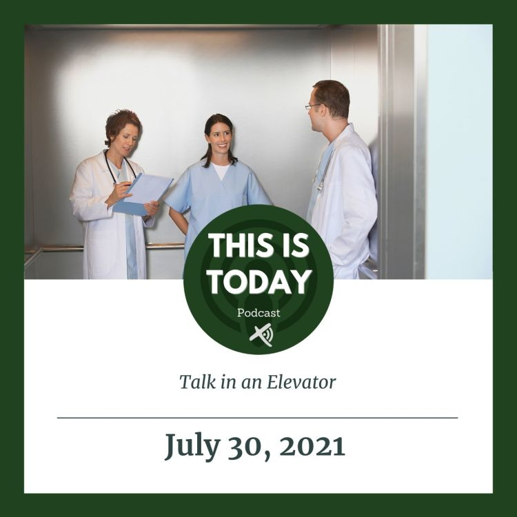 cover art for Talk in an Elevator