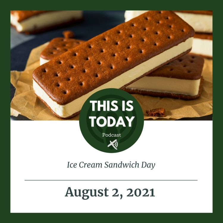 cover art for Ice Cream Sandwich Day