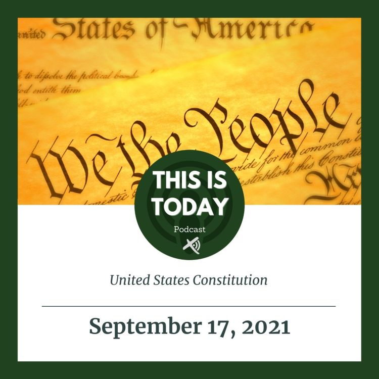 cover art for United States Constitution