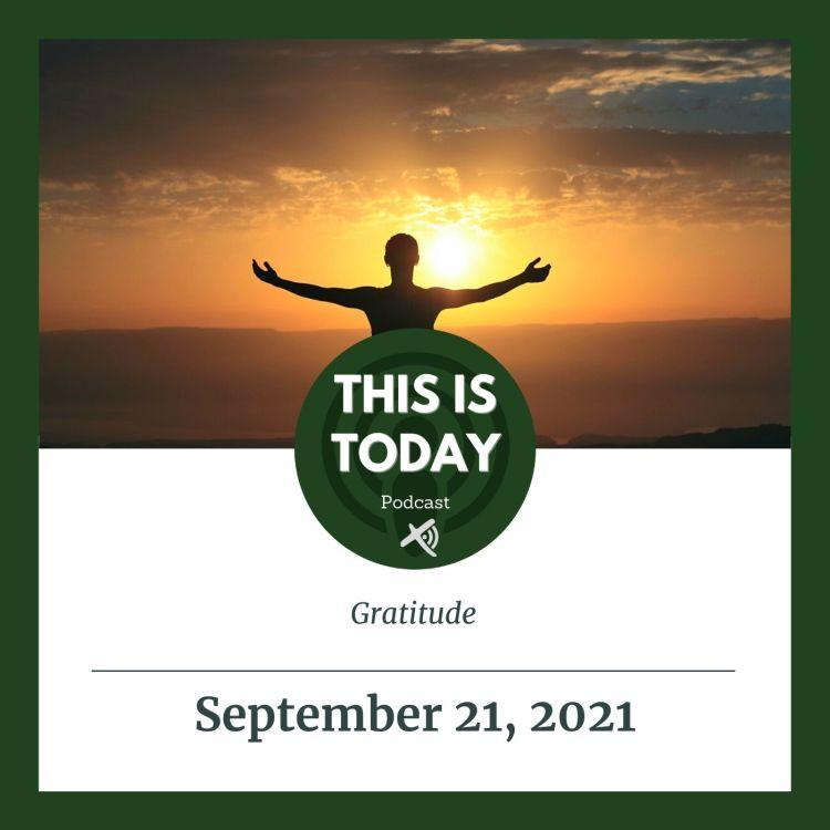 cover art for Gratitude