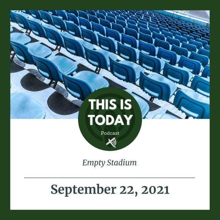 cover art for Empty Stadium