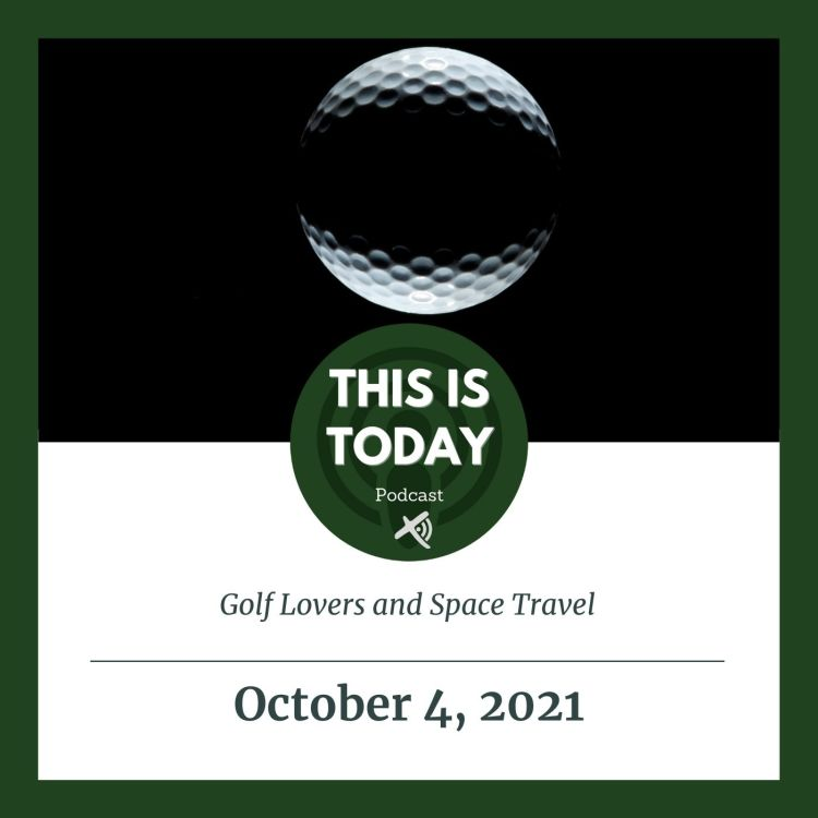 cover art for Golf Lovers and Space Travel