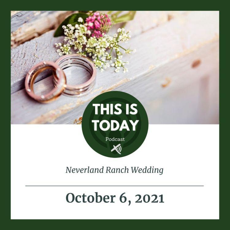 cover art for Neverland Ranch Wedding