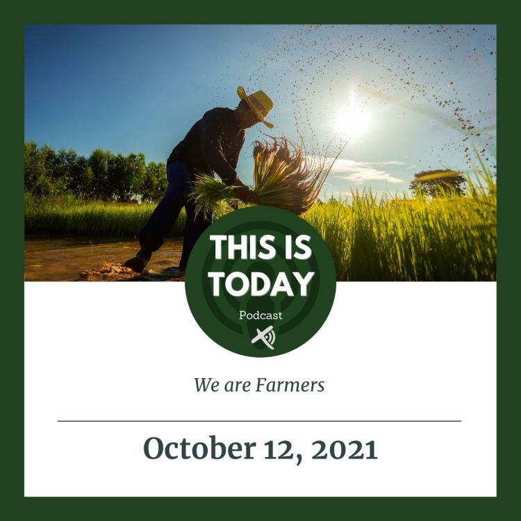 cover art for We are Farmers