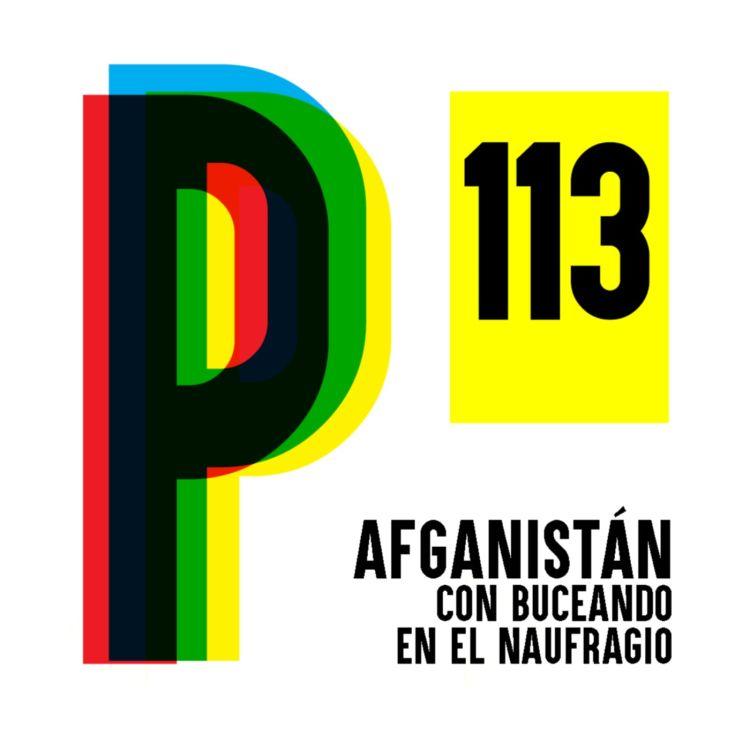 cover art for Presunto Naufragio. Primeras preguntas sobre medios y Afganistán