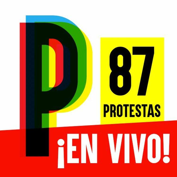 cover art for 87. EN VIVO: Presunto Hilo sobre protestas en Latinoamérica