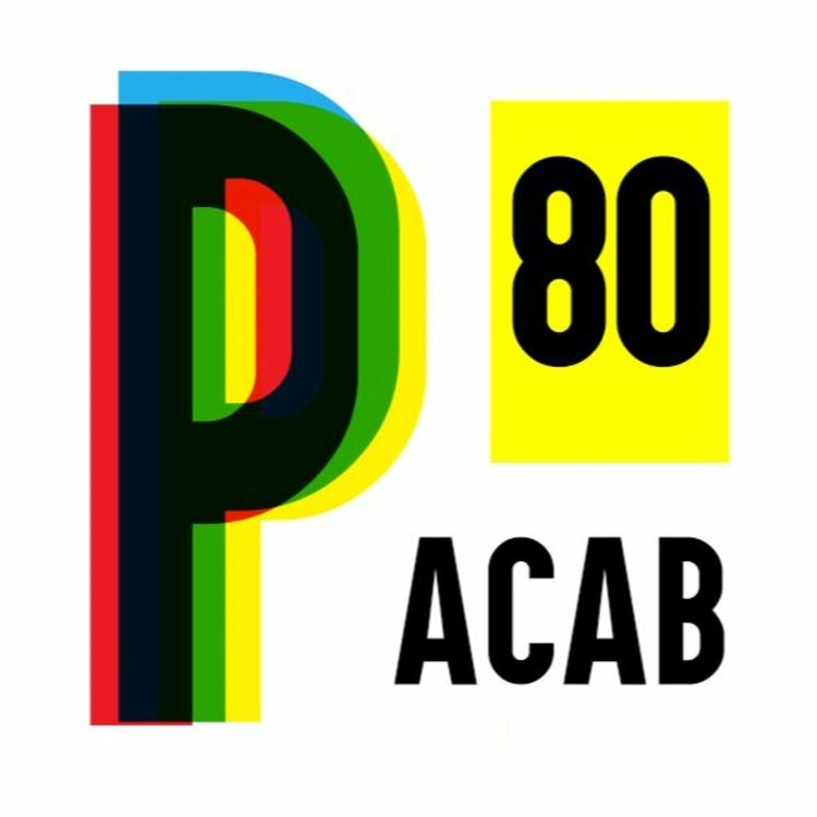 cover art for 80. ACAB
