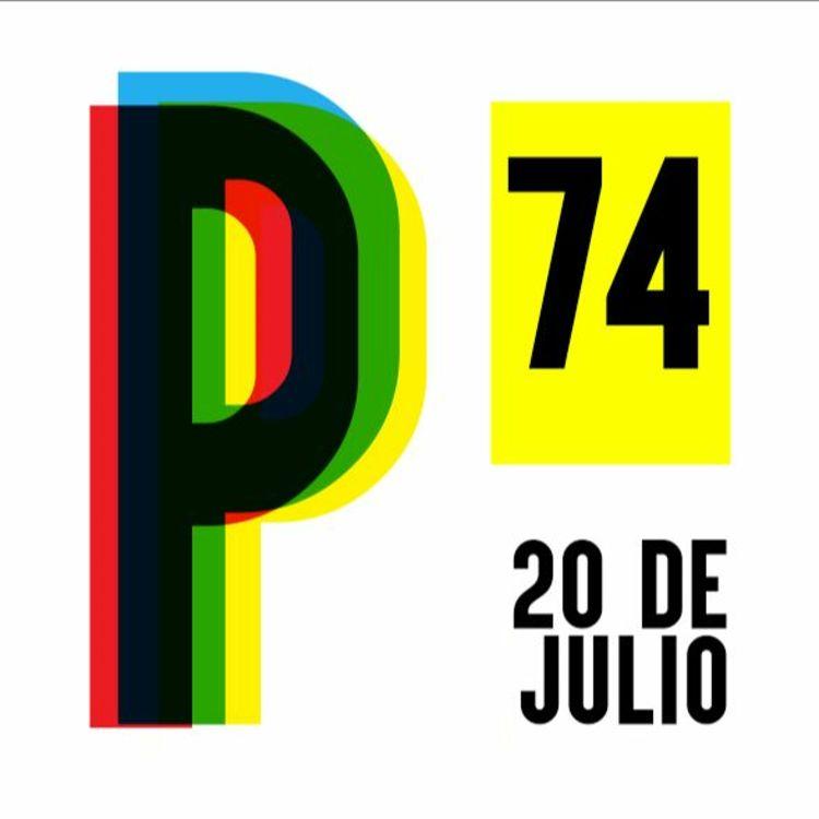cover art for 74. 🇨🇴 Feliz día de la independencia (?)🇨🇴