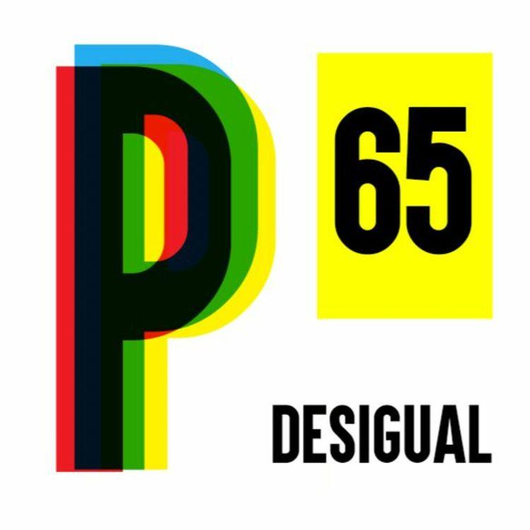 cover art for 65. ¡AJUÁ! y el retrato de la desigualdad