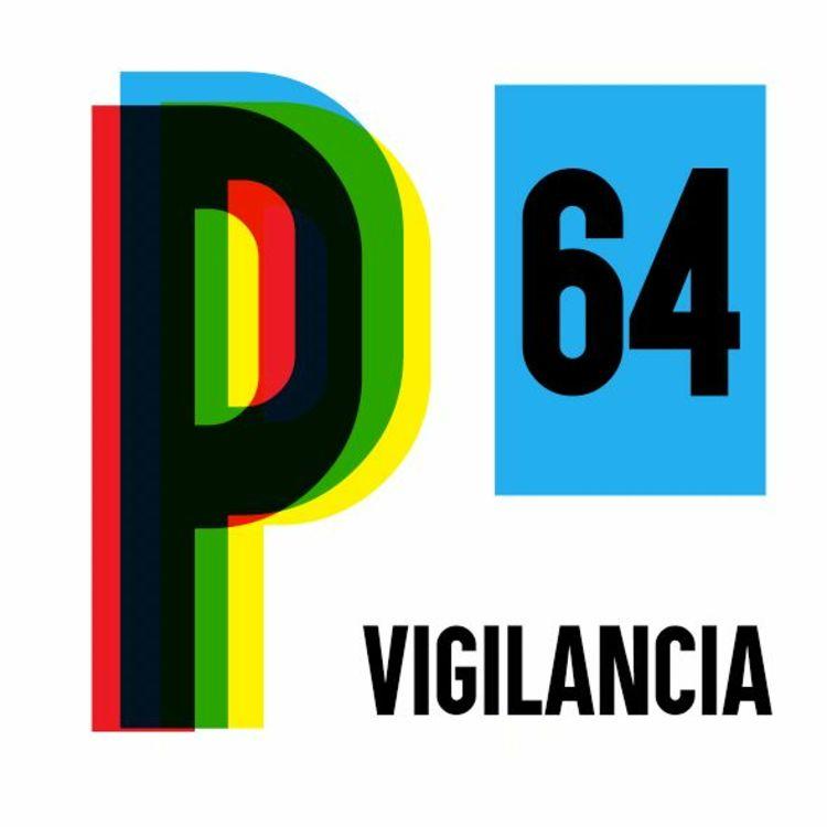cover art for 64. EDITORIAL: ¿#porquénosvigilan?