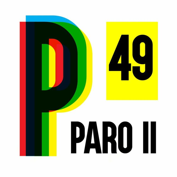 cover art for Paro Nacional. Segunda Parte