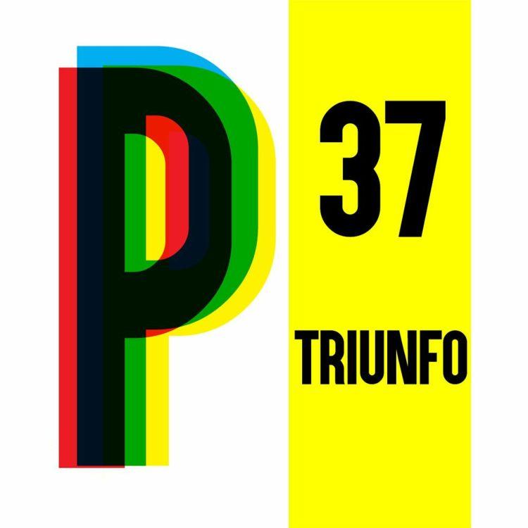 cover art for Triunfos
