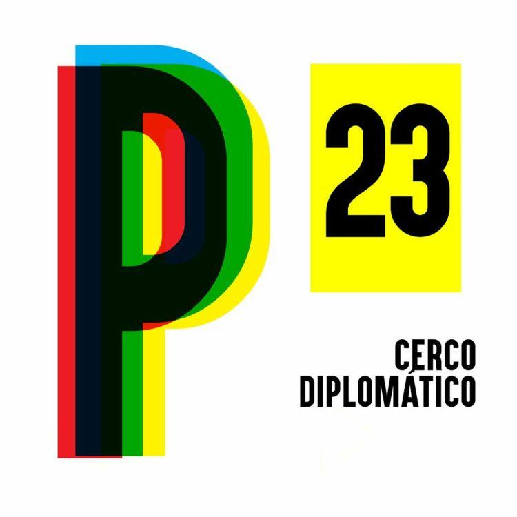 cover art for 23. ¿Noticias sobre Venezuela? Cerco diplomático