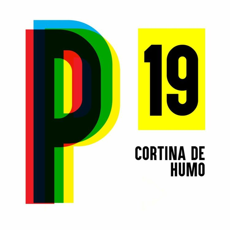 cover art for Cortina de humo