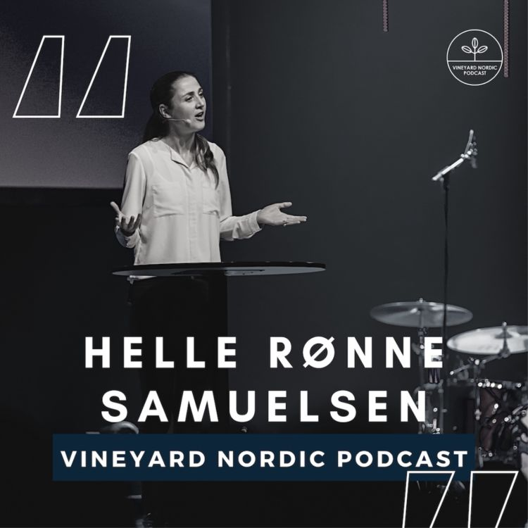 cover art for #1 - The party of church planting with Helle Rønne Samuelsen