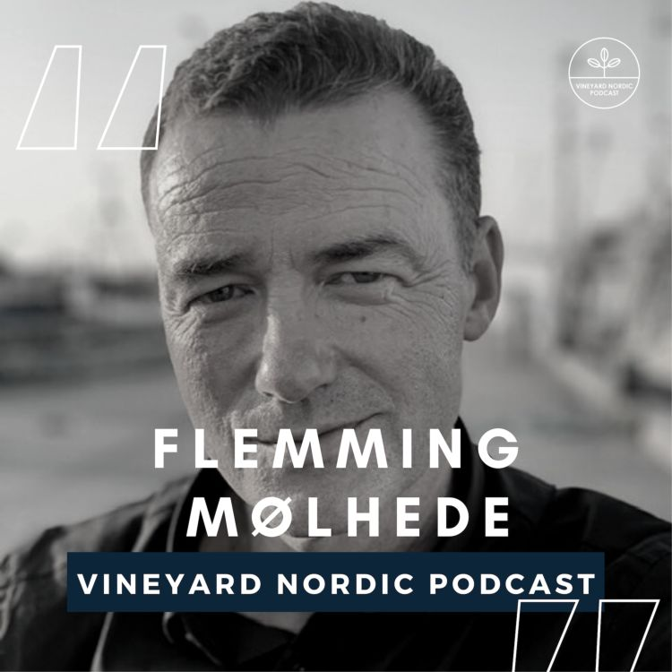 cover art for #2 - Making yourself available for Gods calling with Flemming Mølhede