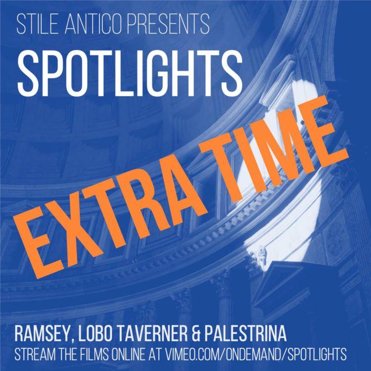 cover art for Episode 3: Taverner - 'Ave Dei Patris Filia'