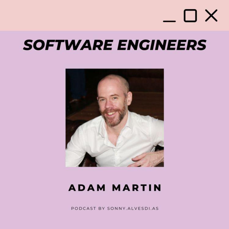 cover art for Adam Martin