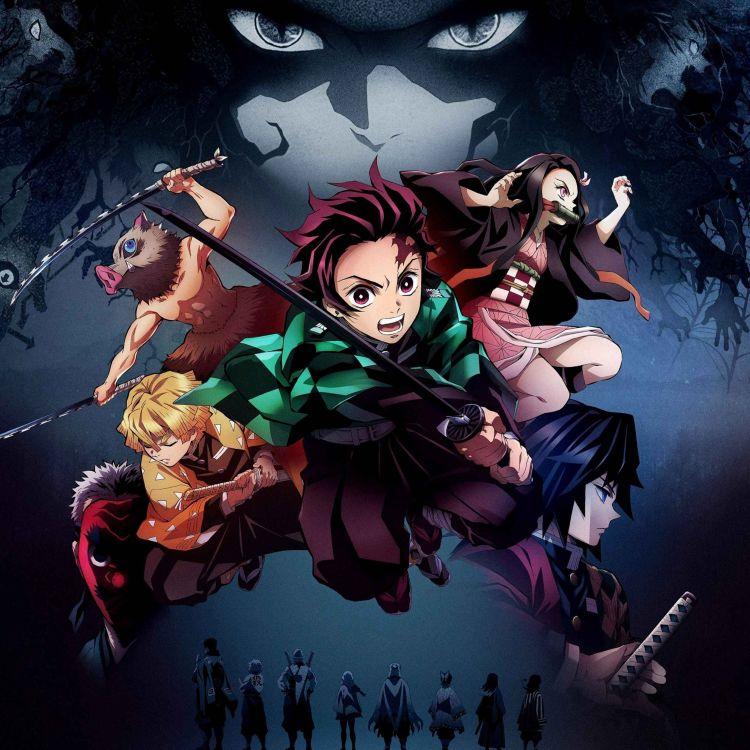 cover art for 142: Demon Slayer: Kimetsu no Yaiba