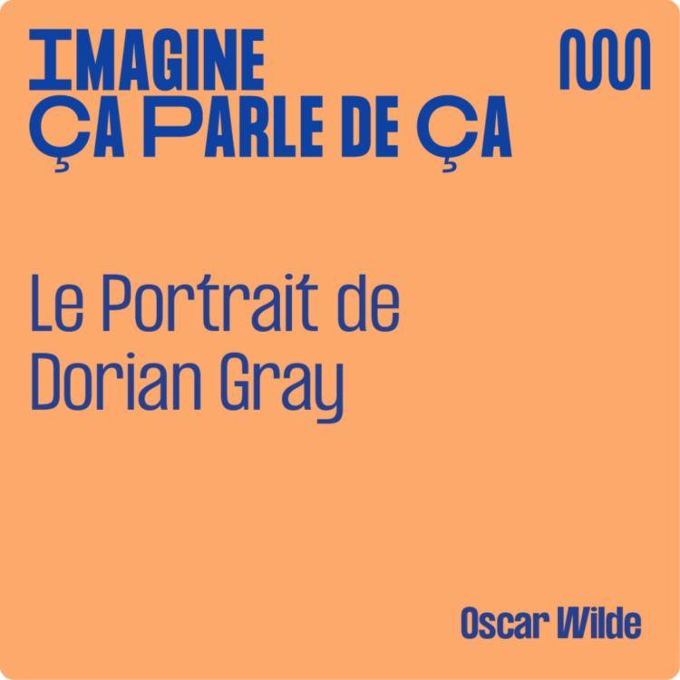 cover art for Le portrait de Dorian Gray - Oscar Wilde