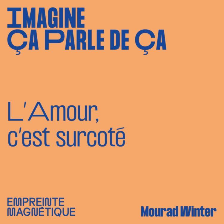 cover art for L'Amour, c'est surcoté - Mourad Winter