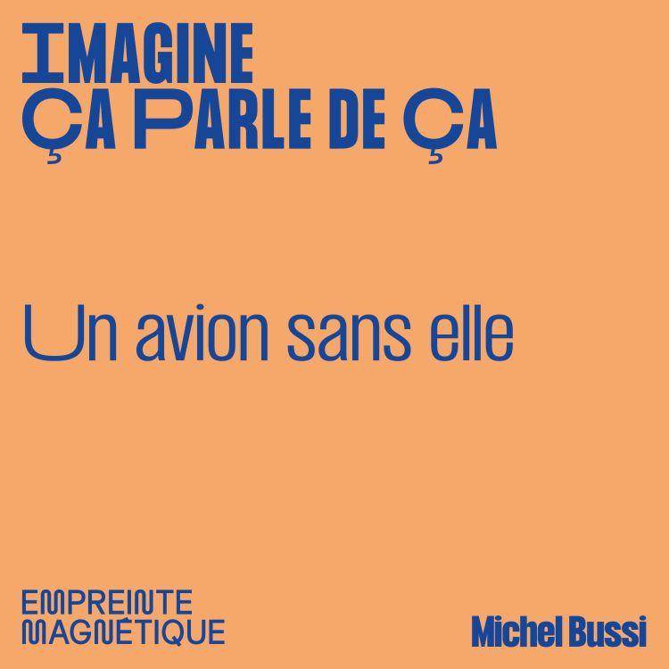 cover art for Un avion sans elle - Michel Bussi