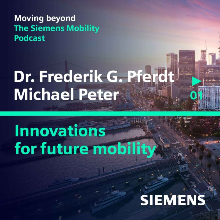 cover art for Innovations for future mobility
