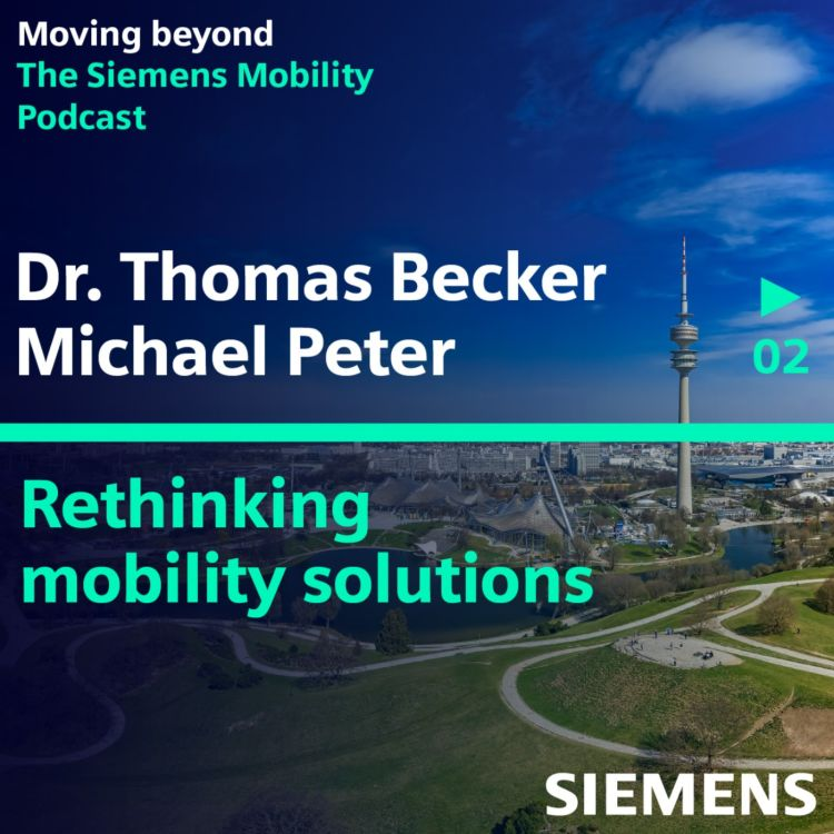 cover art for Rethinking mobility solutions