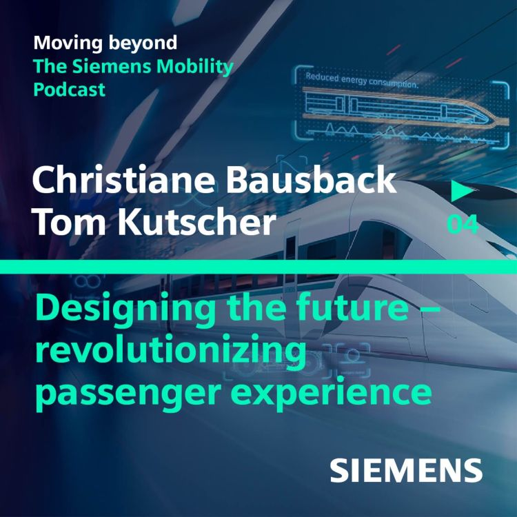 cover art for Designing the future - revolutionizing passenger experience