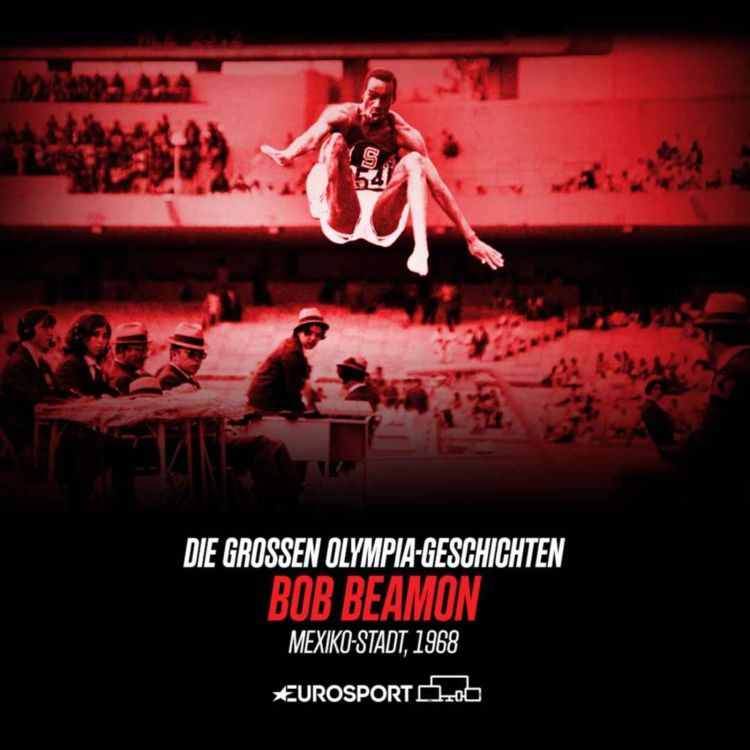 cover art for #9 Beamon - Sensationssprung ins 21. Jahrhundert